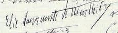 Pierre Louis Joseph Elie SARRAUSTE de MENTHIERE