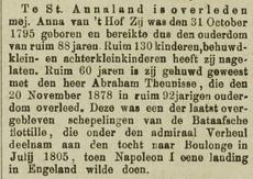 Abraham Teunis
