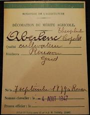 Léopold Théophile ABERLENC