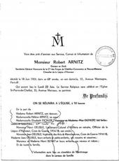 Robert Henri Arnitz