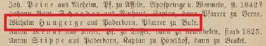 Seminar-Alumnen, Auszug, Paderborn 1877