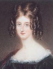 BYRON Augusta 1784