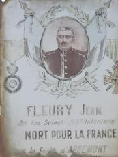 Jean Baptiste FLEURY