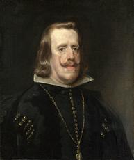 Felipe IV, Rey de España
