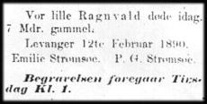 Ragnvald STRØMSØE