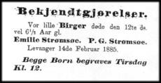 Birger STRØMSØE